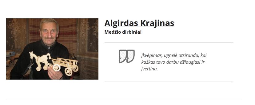 Algirdas Krajinas