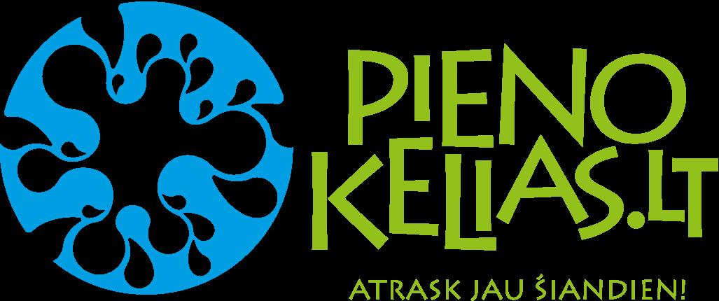 Pieno kelias logo