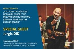 """""""Kūrybinių tradicinių įmonių bendradarbiavimas"""" - CTCC konferencija."""