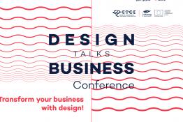 """Tarptautinė praktinė konferencija """"Design Talks Business"""""""