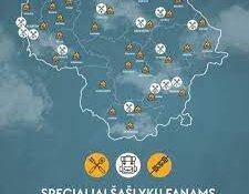 """Specialiai šašlykų fanams sukurtas žemėlapis """"Į kelią su iešmais"""""""