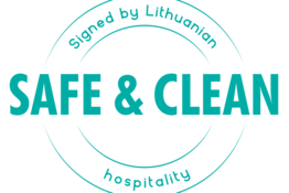 Kviečiame verslą teikti paraiškas safe and clean ženklinimui gauti