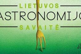 Lietuvos gastronomijos savaitė kviečia ragauti grilio patiekalus kitaip