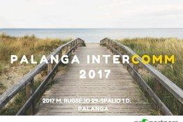 """Tarptautinis bendruomenių festivalis """"Palanga InterComm 2017"""""""