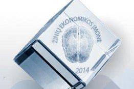 Prezidentė įteiks apdovanojimus žinių ekonomikos įmonėms