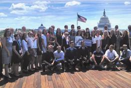 Baltijos-Amerikos Laisvės fondas skelbia naują konkursą į vasaros stovyklą Jungtinėse Valstijose