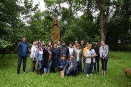 Edukacinė - pažintinė kelionė po Rietavo savivaldybės Medingėnų apylinkes