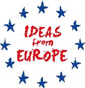 """Kvietimas teikti paraiškas """"Ideas from Europe"""" konkurso nacionalinei atrankai"""