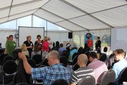 """Projekto """"Pietų Baltijos mokymo programa"""" baigiamoji konferencija Danijoje"""