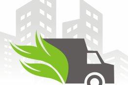 Atrandama efektyvesnė, saugesnė ir aplinkai draugiškesnė logistika