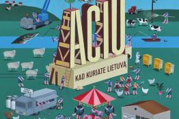 Konkursas Lietuvos kaimo spindulys 2016