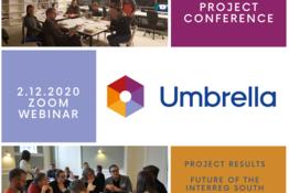 """Kviečiame į tarptautinio projekto """" Umbrella"""" finalinę konferenciją"""
