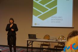 """2017-01-26 """"Smulkaus verslo finansavimo galimybės Lietuvoje"""" - seminaras Kaune"""