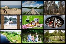 Piknikų žemėlapis: Top 14 svetingiausių Lietuvos savivaldybių iškylautojams