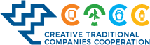 Kūrybinių tradicinių įmonių bendradarbiavimas – CTCC Creative Traditional Companies Cooperation