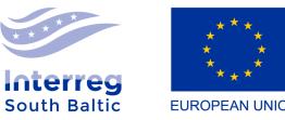 Rietave startuoja du nauji Pietų Baltijos programos 2014 - 2020 projektai